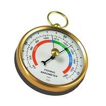 Ambient Weather DHR70B-BRASS Handheld Fishing Barometer