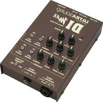 Dean Markley DI MAX 2-Channel Guitar Pre Amp/DI