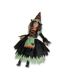 Disguise DI2179-T34T Toddler Deluxe Story Book Witch Costume