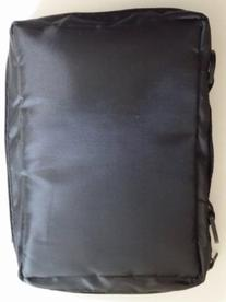 Diabetic Organizer Deluxe Diabetic Carrying Case - Black
