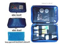 Diabetic/Medication with Hot/Cold Therapy Pad Travel Cooler