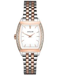 Bulova Women's Diamond Accent Two-Tone Stainless Steel