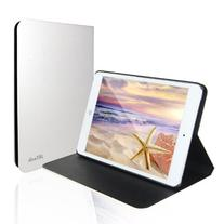 JETech® Diamond Folio Leather Smart Cover Case for Apple