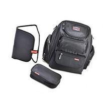 Bag Nation Diaper Bag Backpack W Stroller Straps - High-