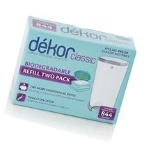 Dekor Classic Diaper Pail Biodegradable Refills | Most