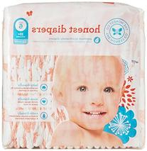 Honest Baby Diapers - Multi Colored Giraffes - Size 6 - 22