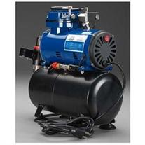 PAASCHE AIRBRUSH COMPANY Diaphragm Compressor with Tank &
