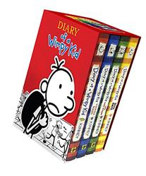 Diary of a Wimpy Kid Boxed Set :  Diary of a Wimpy Kid/