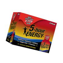 5-Hour Energy Dietary Supplement Shot Berry - 1.93 oz