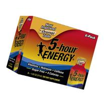 5-Hour Energy Dietary Supplement Shot Orange - 1.93 oz