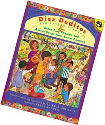 Diez Deditos and Other Play Rhymes and Action Songs from