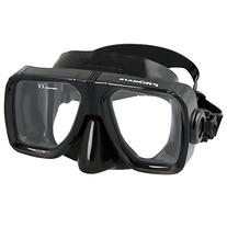 Different Optical Corrective Lens on Each Side Snorkel Mask
