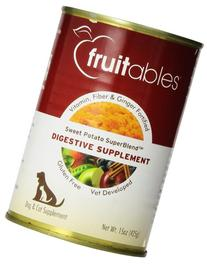 Fruitables Digestive Supplement - Sweet Potato - 15 oz