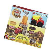Play-Doh Diggin' Rigs Tonka Chuck 'N Friends Grinding Gravel