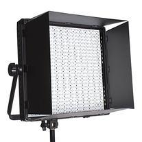 Fovitec StudioPRO - 2x Bi Color 600 LED Panel Bundle w/
