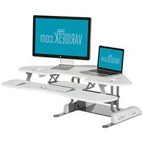VARIDESK - Height-Adjustable Standing Desk for Cubicles -