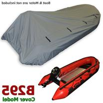 Seamax Dinghy Tender Raft Cover Model: B295, for Inflatable