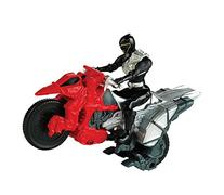 """Power Rangers Dino Charge - Dino Cycle with 5"""" Black Ranger"""