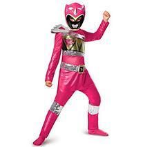 Power Rangers® Dino Charge: Pink Ranger Sequin Deluxe
