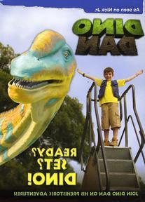 Dino Dan - Ready Set Dino DVD