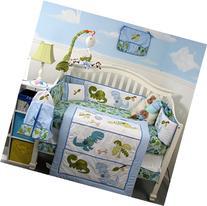 SoHo Dinosaur Baby Crib Nursery Bedding Set 14 pcs
