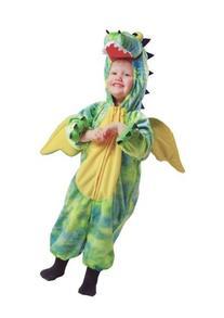 Dinosaur W Polka Dots 1-2