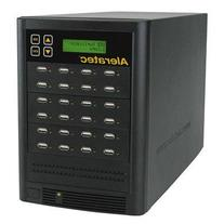 Aleratec Direct V2 USB HDD Copy Tower Duplicator Optical