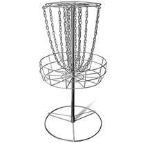 Titan Disc Golf Basket Double Chains Portable Practice