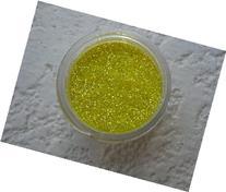 Disco Glitter Yellow Citrine