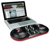 ION Discover DJ USB DJ controller for Mac and PC