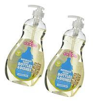 Dapple Baby Bottle and Dishwashing Liquid Fragrance Free -