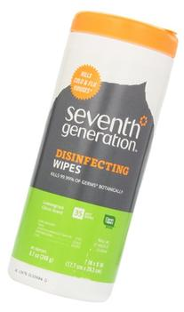 Seventh Generation Botanical Disinfecting Cleaning Wipes