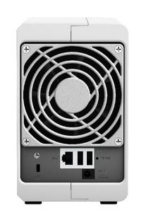 Synology DiskStation 2-Bay  Network Attached Storage DS212j
