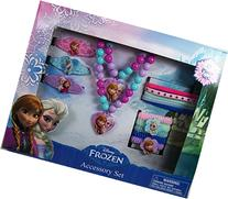 Disney Frozen Elsa and Anna Girls Hair and Jewelry Accessory