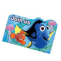 Disney Finding Dory Invitations, 8ct