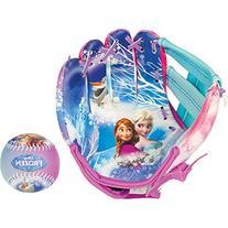 Franklin Sports Disney Frozen Air-Tech Glove and Ball Set