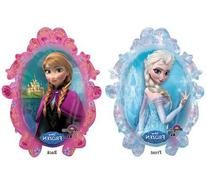 "Disney Frozen Anna Elsa 38"" Balloon Birthday Party"