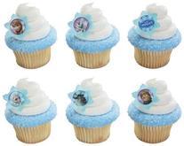 Disney's Frozen Cupcake Rings-12 Ct