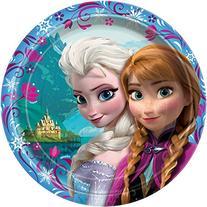 Disney Frozen Dinner Plates, 8ct