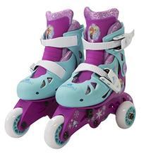 PlayWheels Disney Frozen Glitter Kids Convertible 2-in-1