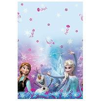 """Disney Frozen Table Cover, 84"""" x 54"""" by Unique"""