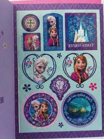 "Greeting Card Disney Frozen ""Birthday Girl"" Today's Your Day"