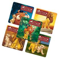 Disney Lion King Stickers - Party Favors - 75 per Pack