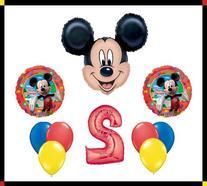 "Disney Mickey Mouse Clubhouse ""2"" Happy Birthday Balloon Set"