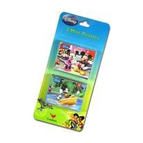 Disney Mickey Clubhouse 2pk Mini Puzzles