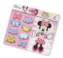 Melissa & Doug Disney Minnie Mouse Dress-Up Wooden Chunky