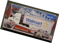 Disney/Pixar Cars Exclusive Die-Cast Vehicle Wally Hauler
