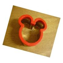 "Disney's ""Mickey/Minnie Mouse"" Sandwich Metal Cutter, Garden"