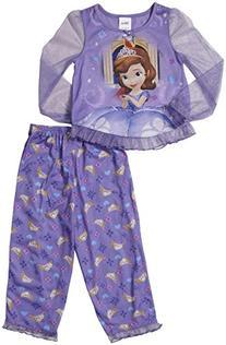 Disney Junior Sofia 2 Piece Set -Purple-4T