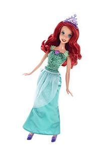Disney Sparkle Princess Ariel Doll